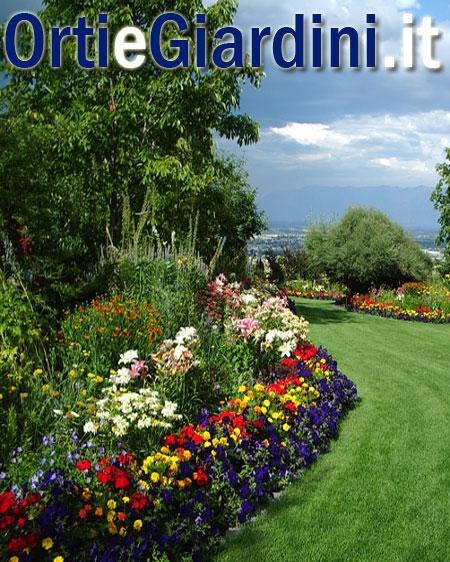 Il portale di orti e giardini - Giardini di montagna ...